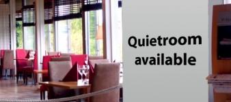 Ein stilles Hotelzimmer finden