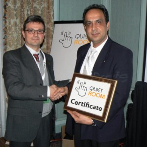 quiteroom-certification